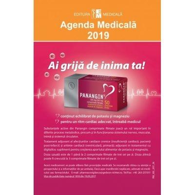 Noua editie a Agendei Medicale 2019 a fost lansata